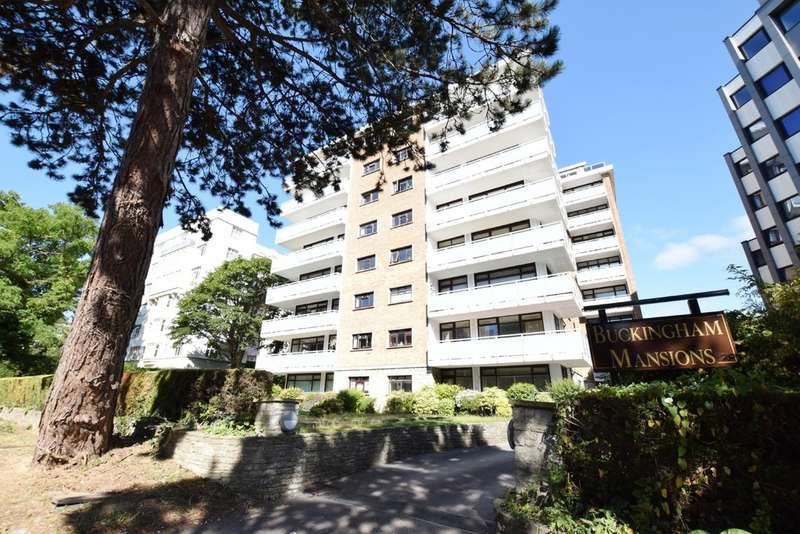 3 Bedrooms Flat for sale in Buckingham Mansions, Bath Road