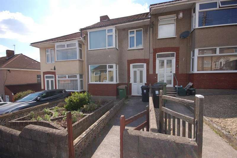 3 Bedrooms Terraced House for sale in Lees Hill, Kingswood, Bristol, BS15 4TL