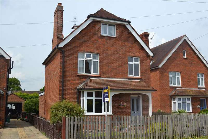 4 Bedrooms Detached House for sale in Eastview Road, Wargrave, Berkshire, RG10