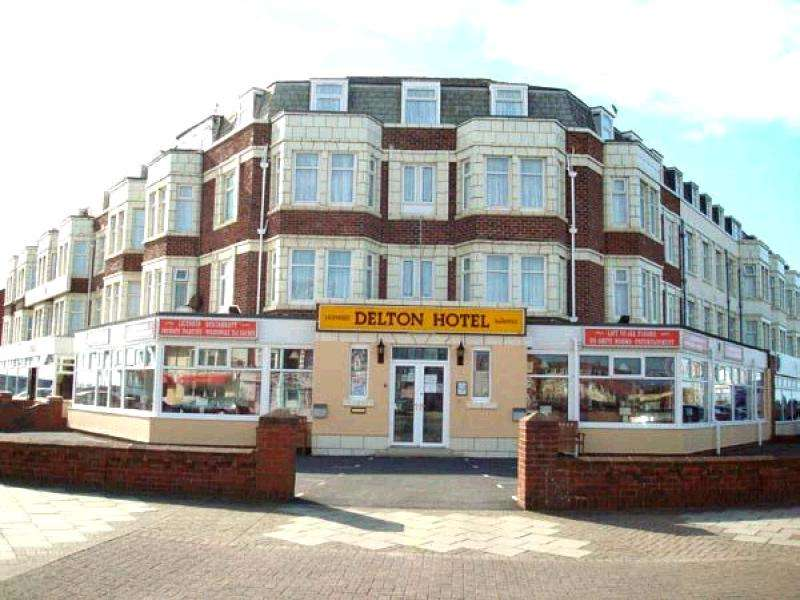 20 Bedrooms Hotel Gust House for sale in Delton Hotel, Clifton Drive, Blackpool FY4 1NE