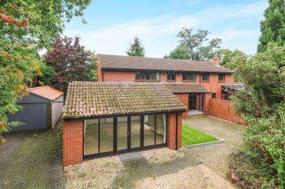 5 Bedrooms Detached House for sale in Green Bank, Handbridge, Cheshire, CH4
