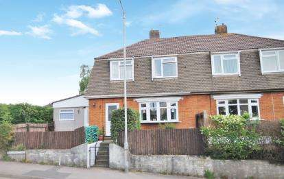 3 Bedrooms Semi Detached House for sale in Bulwark Road, Chepstow, Sir Fynwy