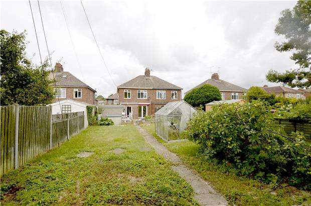 3 Bedrooms Semi Detached House for sale in Haven Avenue, Stonehouse, Gloucestershire, GL10 2AS