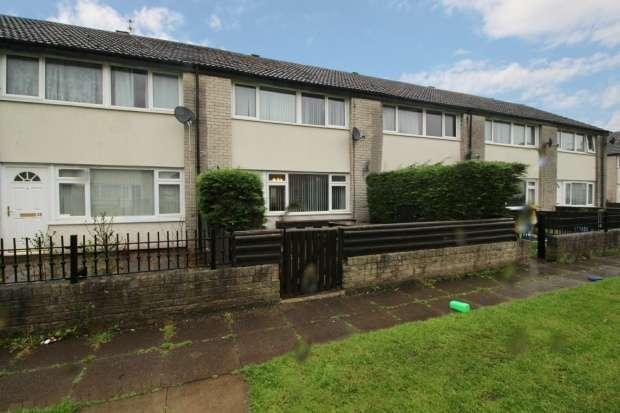 3 Bedrooms Terraced House for sale in Severn Walk, Winsford, Cheshire, CW7 3JG