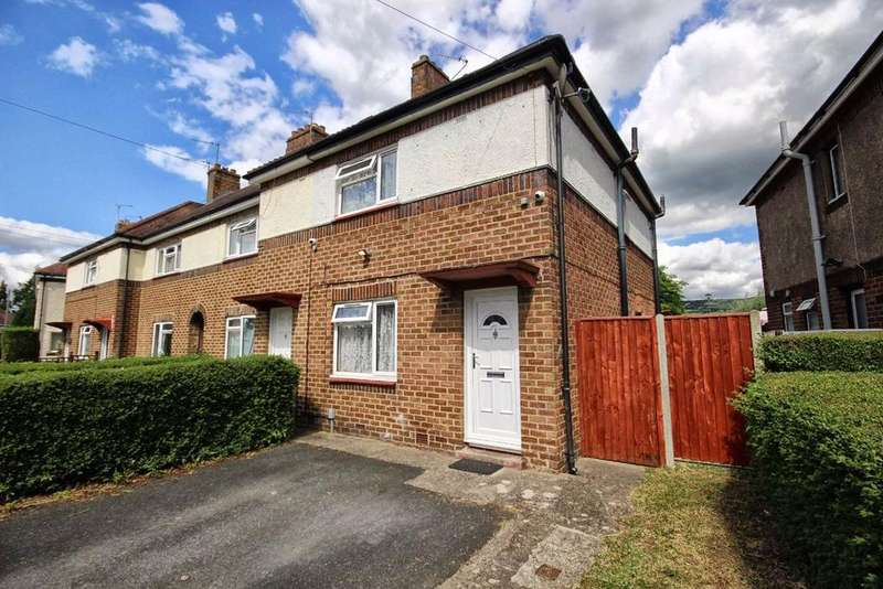 3 Bedrooms End Of Terrace House for sale in Clyde Crescent, Whaddon, Cheltenham, GL52