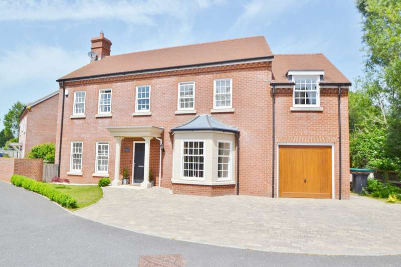 4 Bedrooms Detached House for sale in Verwood