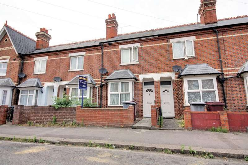 2 Bedrooms Terraced House for sale in Filey Road, Reading, Berkshire, RG1