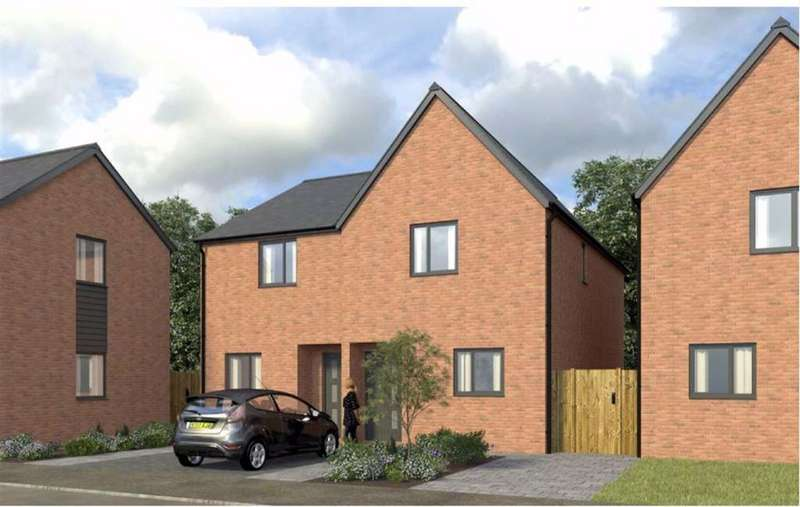 2 Bedrooms Semi Detached House for sale in Lattistep Court, Tuffley, Gloucester, GL1