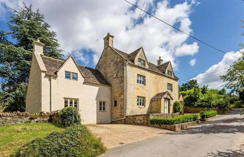 5 Bedrooms Detached House for sale in Sevenhampton, Gloucestershire, GL54