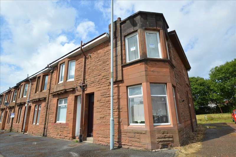 1 Bedroom Apartment Flat for sale in Clydesdale Road, Bellshill