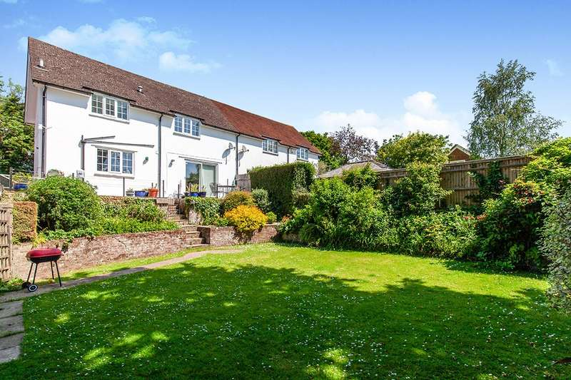 3 Bedrooms Semi Detached House for sale in Udimore Road, Broad Oak, Rye, East Sussex, TN31