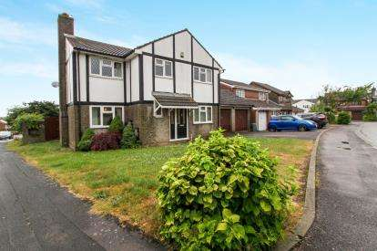 4 Bedrooms Detached House for sale in Oxbarton, Stoke Gifford, Bristol, Gloucestershire