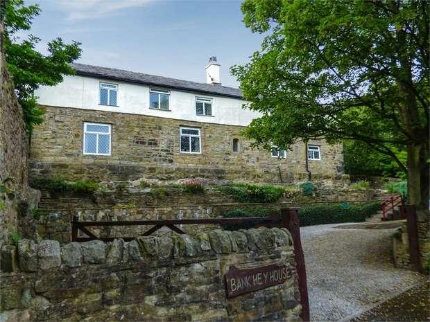 4 Bedrooms Detached House for sale in Bank Hey Lane South, Blackburn, Lancashire