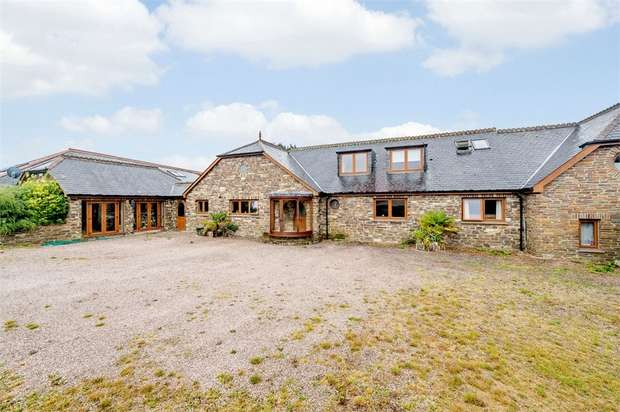 9 Bedrooms Detached House for sale in Bondleigh, Bondleigh, North Tawton, Devon