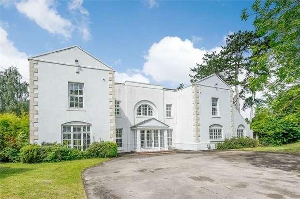 5 Bedrooms Detached House for sale in Salts Lane, Drayton Bassett, Tamworth, Staffordshire