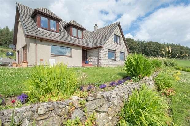 5 Bedrooms Detached House for sale in Craigievar, Craigievar, Alford, Aberdeenshire