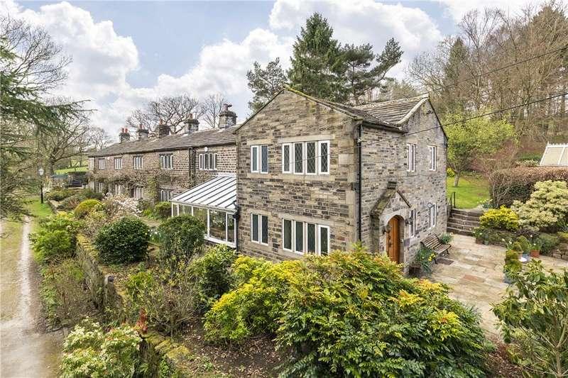 4 Bedrooms Unique Property for sale in Goit Stock Cottage, Leech Lane, Goit Stock Lane, Bingley