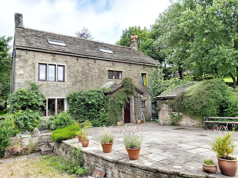 6 Bedrooms Detached House for sale in Hayfield Road, Chinley