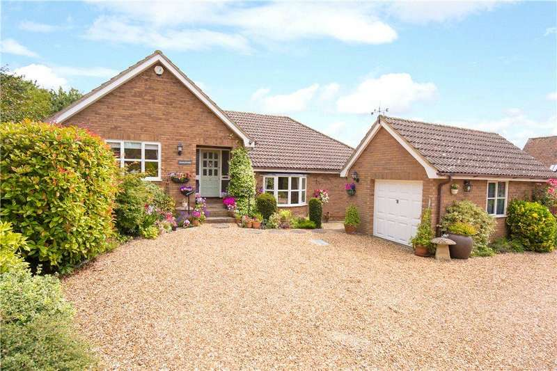 4 Bedrooms Detached Bungalow for sale in Mill Lane, Pavenham, Bedford, Bedfordshire