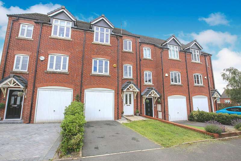 4 Bedrooms House for sale in The Green, Hyde, Cheshire, SK14