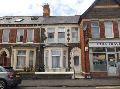 4 Bedrooms Terraced House for sale in Donald Street, Cardiff, Caerdydd