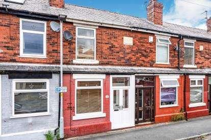 2 Bedrooms Terraced House for sale in Lexden Street, Warrington, Cheshire, WA5