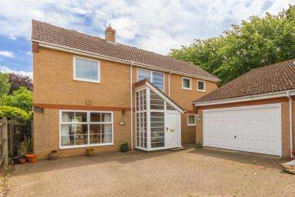 4 Bedrooms Detached House for sale in Cottenham, Cambridge, Cambridgeshire