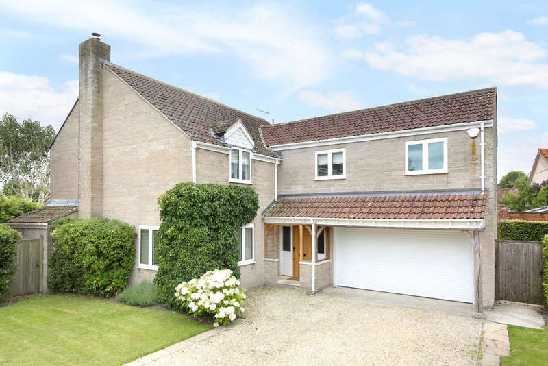 4 Bedrooms Detached House for sale in Greenhill, Sutton Veny