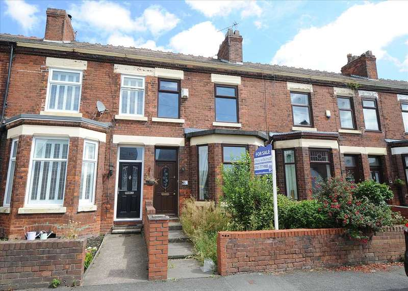 3 Bedrooms Terraced House for sale in 8 Clarendon Road, Irlam M44 5ZA