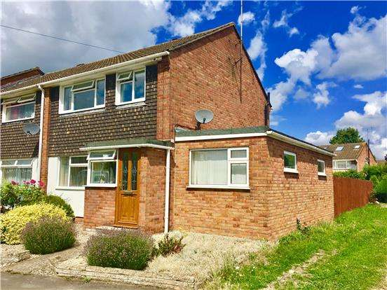 3 Bedrooms End Of Terrace House for sale in Wynyards Close, TEWKESBURY, Gloucestershire, GL20 5QZ
