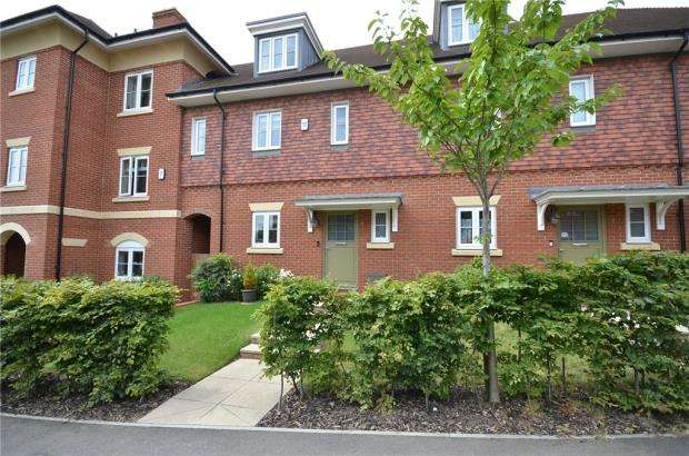 4 Bedrooms Terraced House for sale in Meadowsweet Lane, Warfield, Warfield