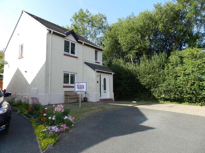3 Bedrooms Detached House for sale in Beechlands Park, Haverfordwest, Pembrokeshire