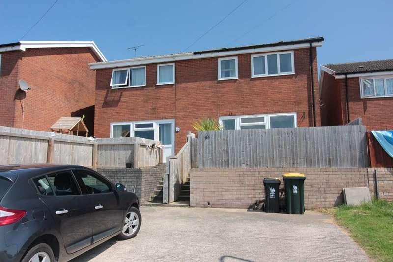 3 Bedrooms Semi Detached House for sale in Bryn Bevan, Newport,