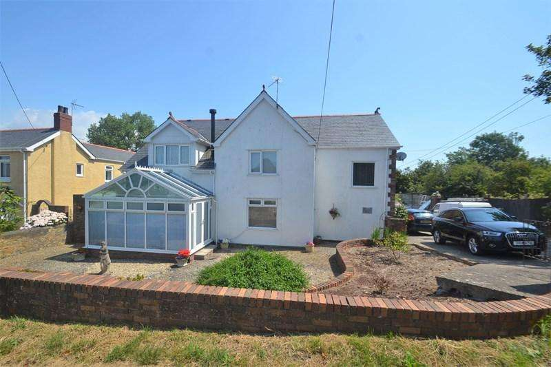 6 Bedrooms Detached House for sale in Gileston Road, Gileston, Barry