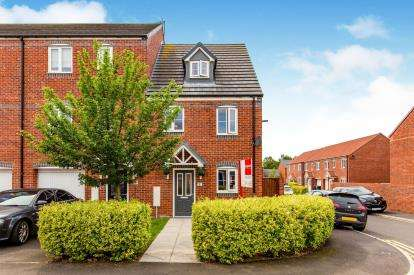 4 Bedrooms End Of Terrace House for sale in Hoskins Lane, Middlesbrough