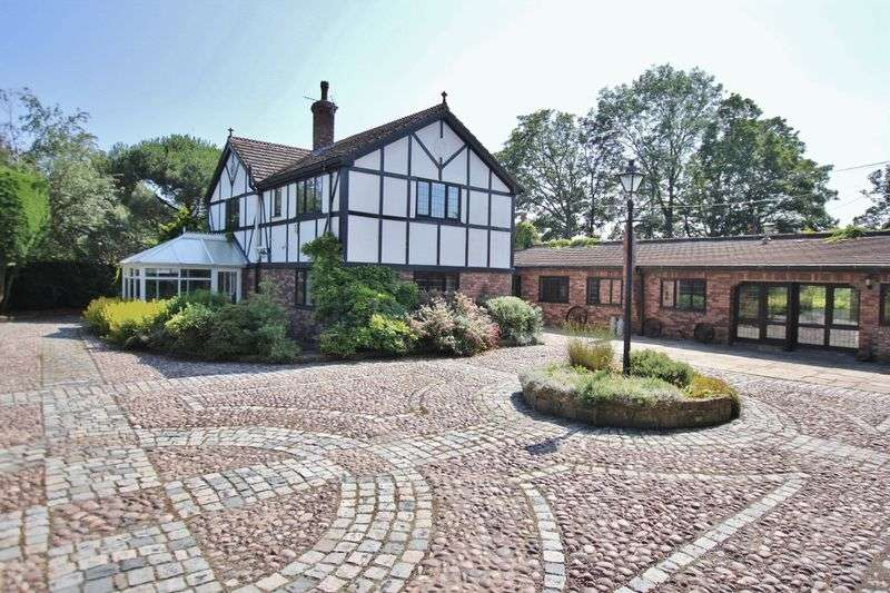 5 Bedrooms Property for sale in Rocklands Lane, Thornton Hough, Wirral