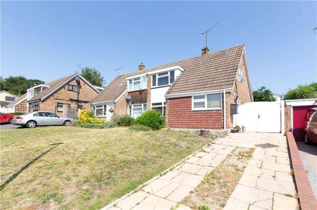 3 Bedrooms Semi Detached House for sale in Glenrosa Road, Tilehurst, Reading
