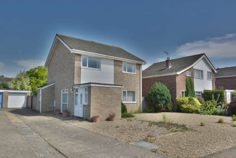 4 Bedrooms Detached House for sale in Cherrywood, Harleston