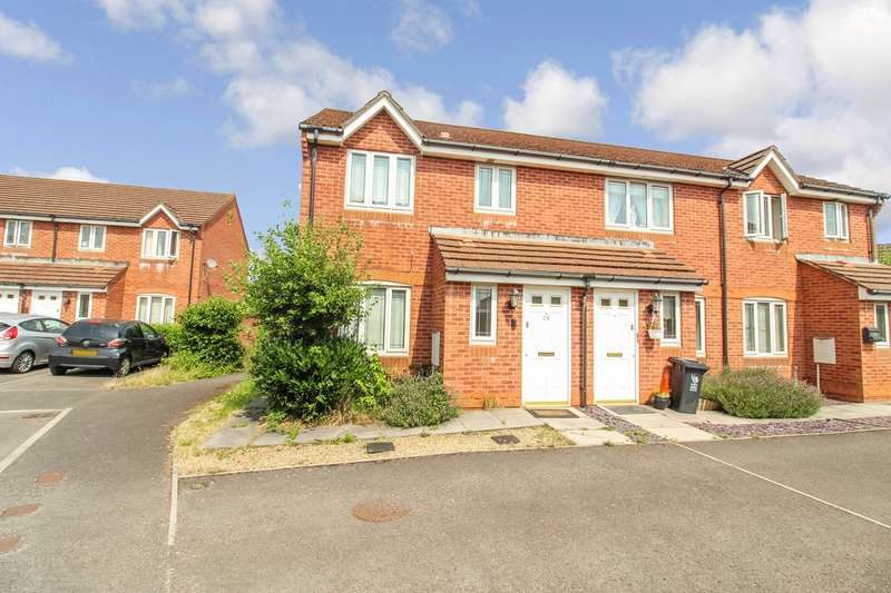 3 Bedrooms End Of Terrace House for sale in Excelsior Close, Newport, NP19