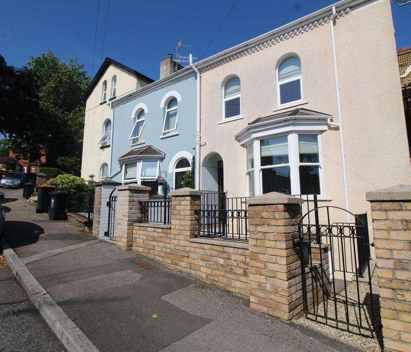 4 Bedrooms End Of Terrace House for sale in Tunnel Terrace, Newport