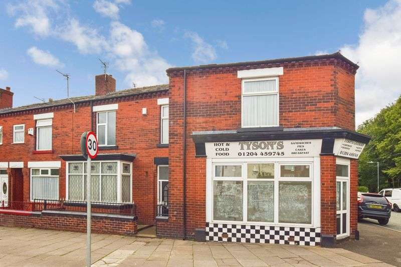 Property for sale in Glynne Street, Farnworth