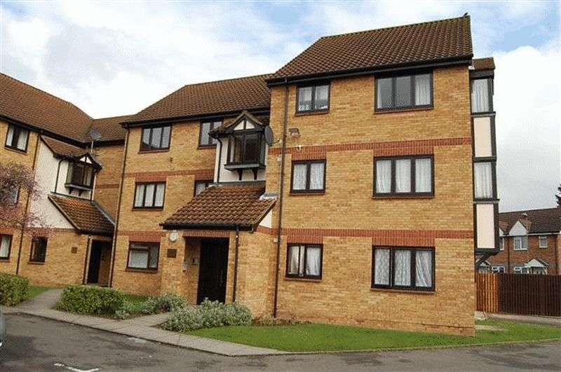 2 Bedrooms Property for sale in Cormorant Court, Magpie Close, COLINDALE, Greater London, NW9 5DD