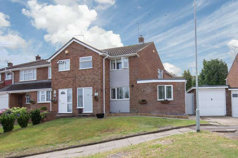 3 Bedrooms Semi Detached House for sale in Langdale Road, Dunstable, Bedfordshire
