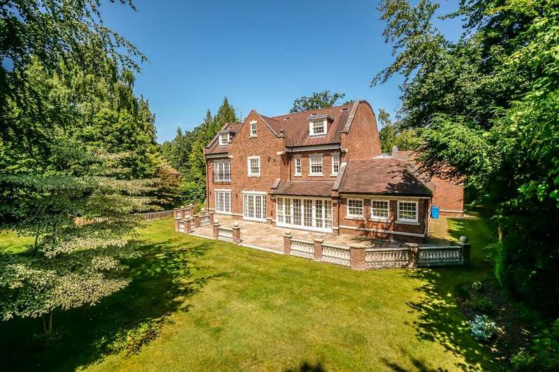6 Bedrooms Detached House for sale in Heathfield Avenue, Ascot, Berkshire, SL5
