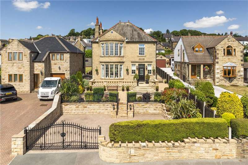 5 Bedrooms Unique Property for sale in West Lane, Baildon, West Yorkshire
