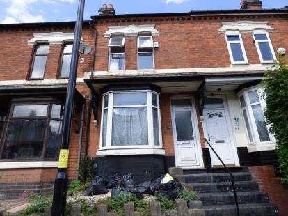 3 Bedrooms Terraced House for sale in Warwick Road, Tyseley, Birmingham, West Midlands