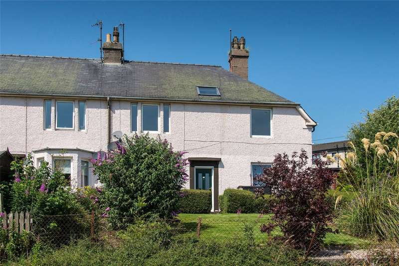 4 Bedrooms Apartment Flat for sale in 55 Eildon Crescent, Melrose, Scottish Borders, TD6
