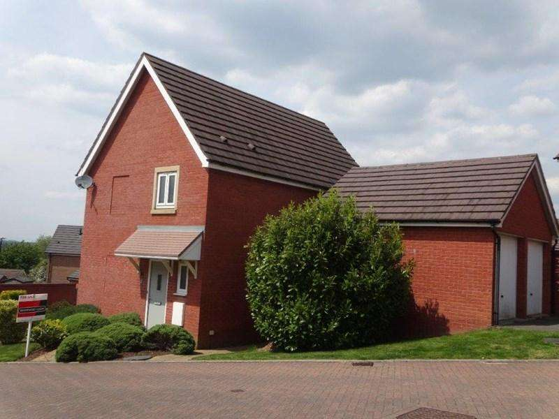 3 Bedrooms Detached House for sale in Sneyd Wood Road, Cinderford
