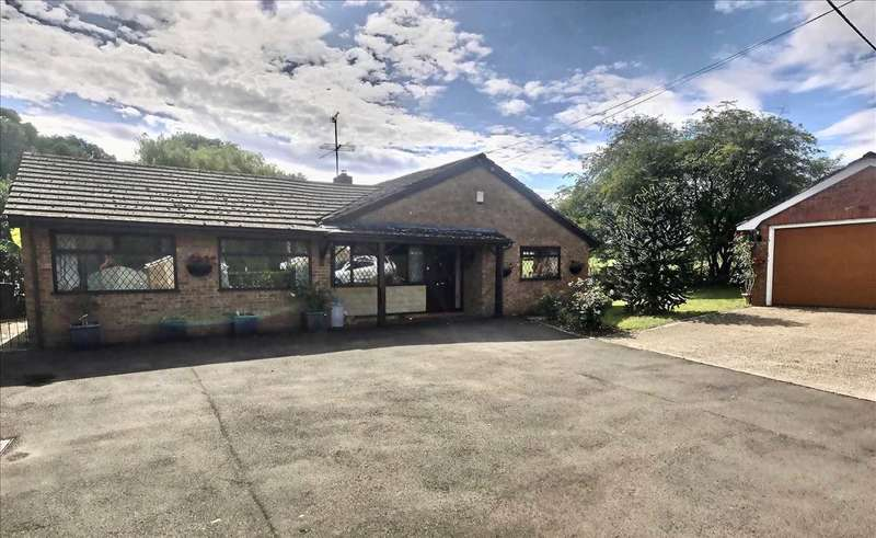 4 Bedrooms Bungalow for sale in Summerbee Meadow, Chapel Lane, Stoke