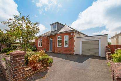 5 Bedrooms Bungalow for sale in Auchentrae Crescent, Seafield